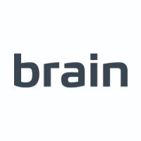 Логотип -  Brain - комп'ютери і гаджети