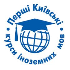 Логотип - Перші Київські курси іноземних мов Тернопіль