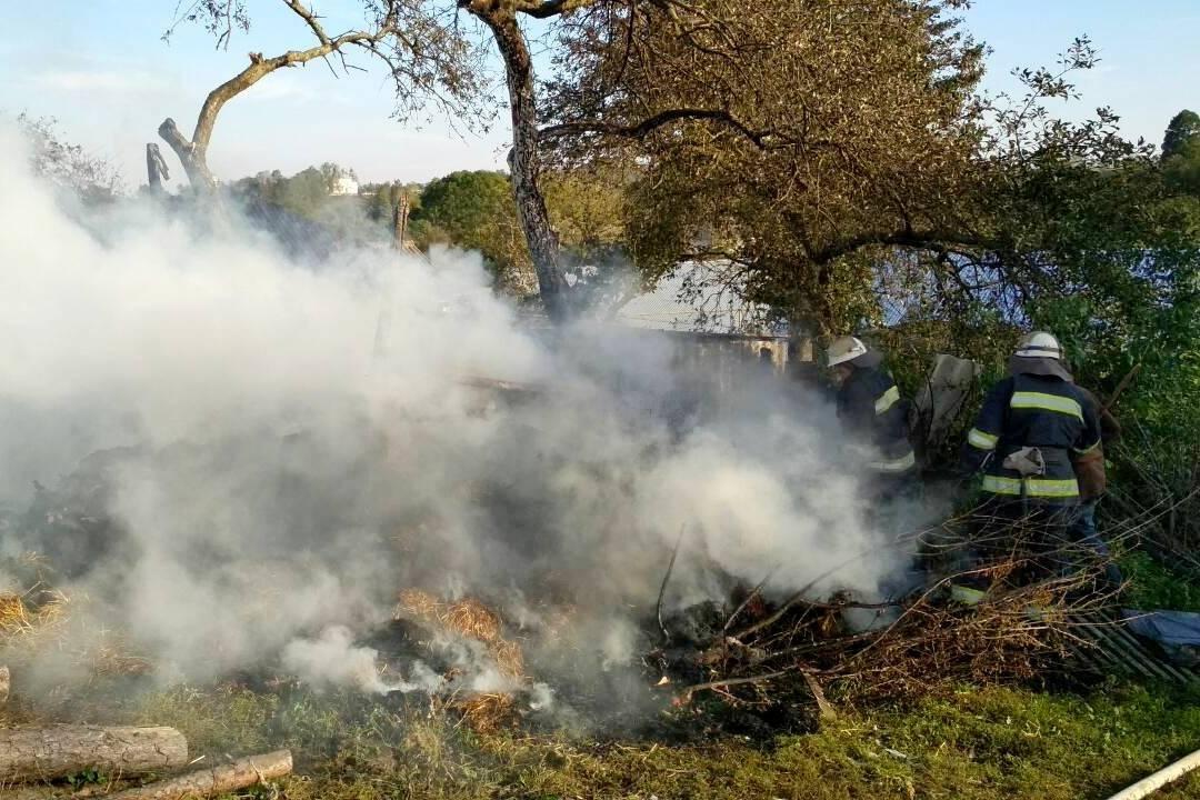 На Тернопільщині впродовж минулої доби сталось 5 пожеж (ФОТО), фото-2