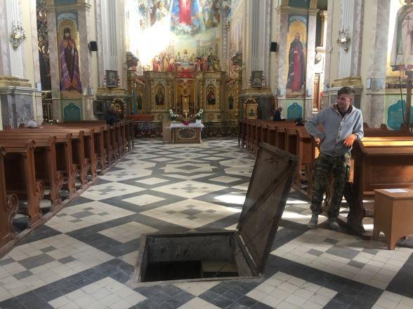 В підземеллі Катедри планують створити Музей сакрального Тернополя (фото), фото-2