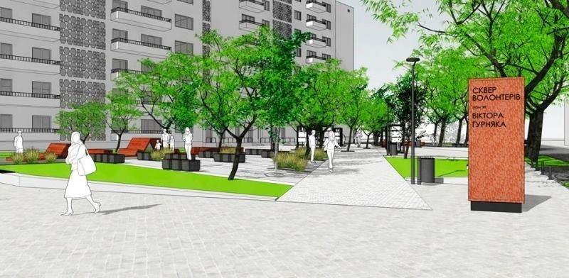 Варварство: поблизу площі Героїв Євромайдану під корінь рубають всі дерева (ФОТО, ВІДЕО), фото-4