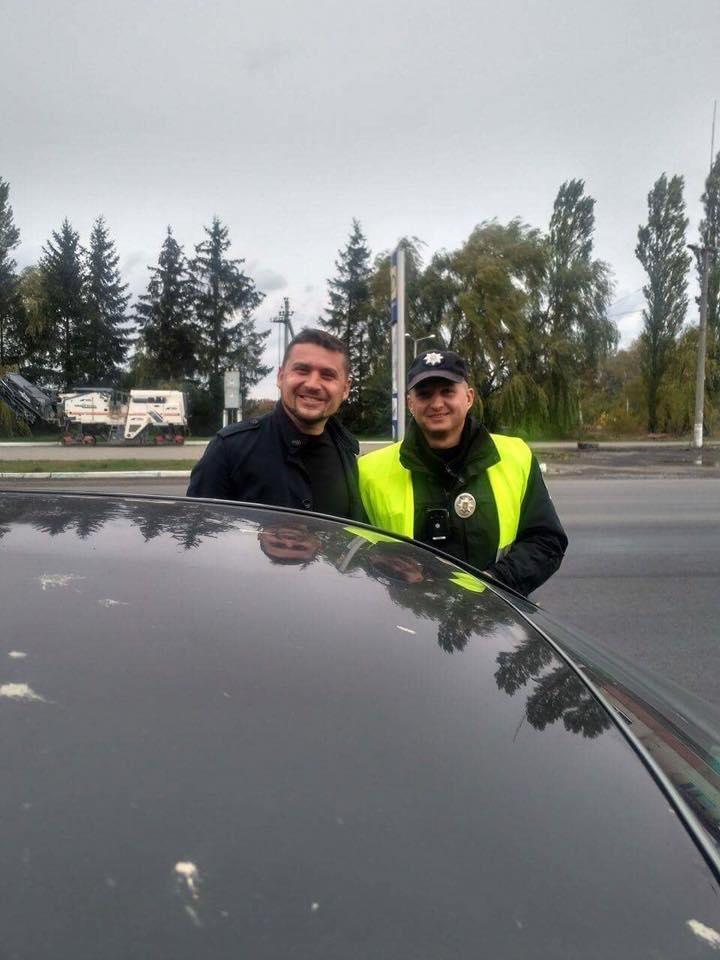 Тернополянина шокував інспектор патрульної поліції, фото-1
