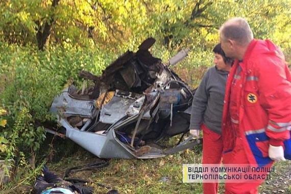 Картина була жахлива - «Москвич» розтяло навпіл: 22-річна донька відомого бізнесмена стала учасником ДТП, у якій загинув учасник АТО, фото-2