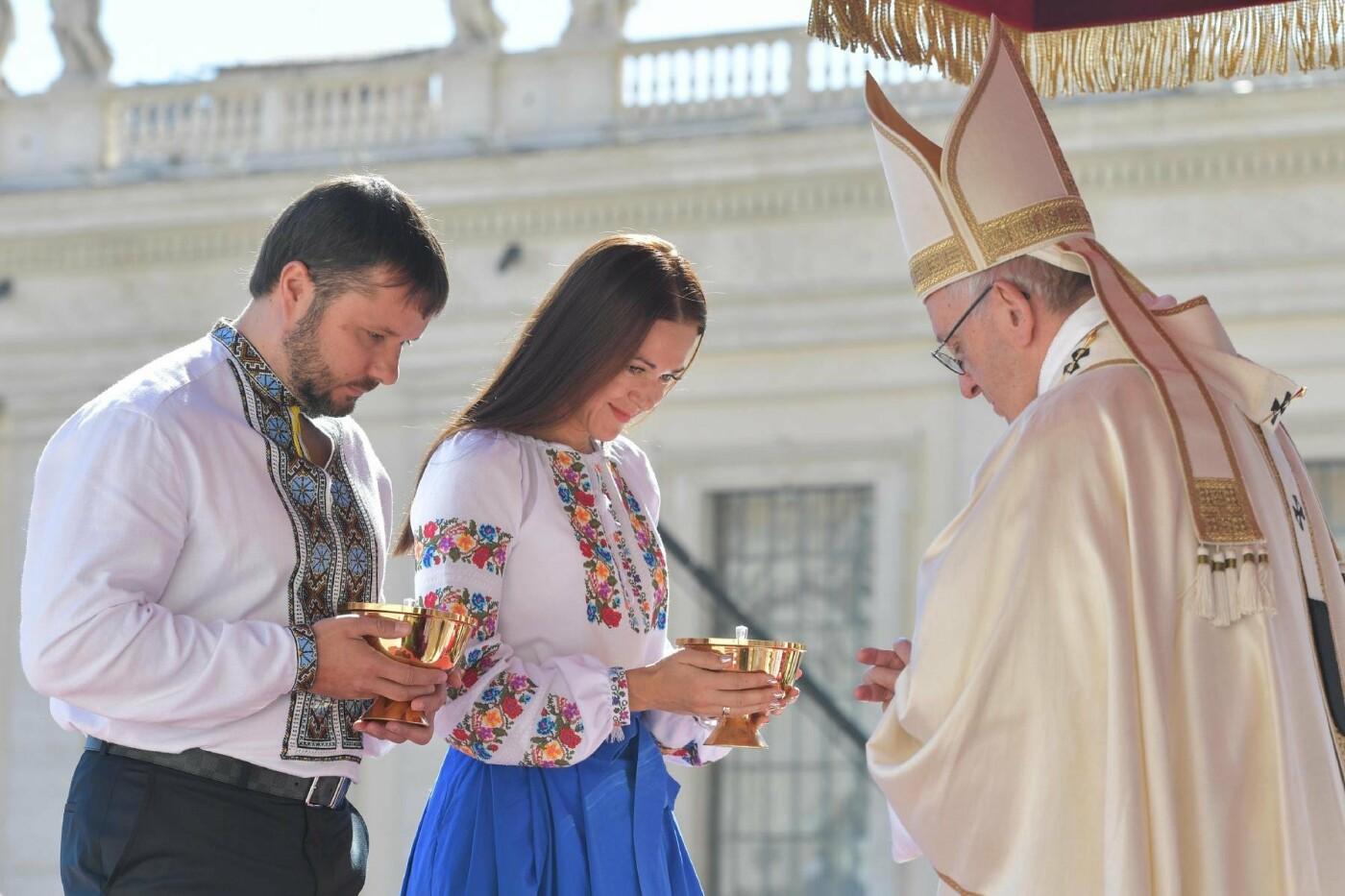 За підтримки Ігоря Гуди у Ватикані Коронували Ікону Зарваницької Богородиці (відео), фото-4