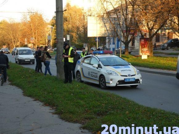 У Тернополі на пішохідному переході збили дитину (фото), фото-1