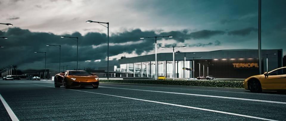 Яким має стати тернопільський  аеропорт після реконструкції (фото), фото-1