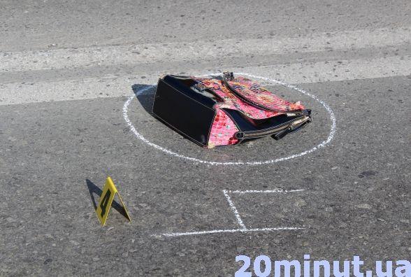 У Тернополі на Будного збили дівчину (фото) , фото-4