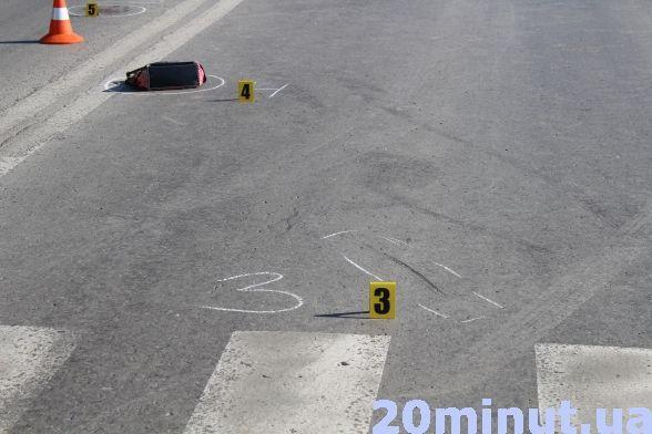 У Тернополі на Будного збили дівчину (фото) , фото-2