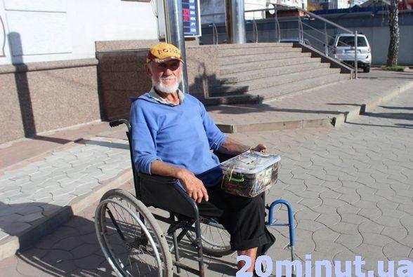 Тюрма – вулиця, ампутація – вулиця: історія одного із безхатченків Тернополя, фото-1
