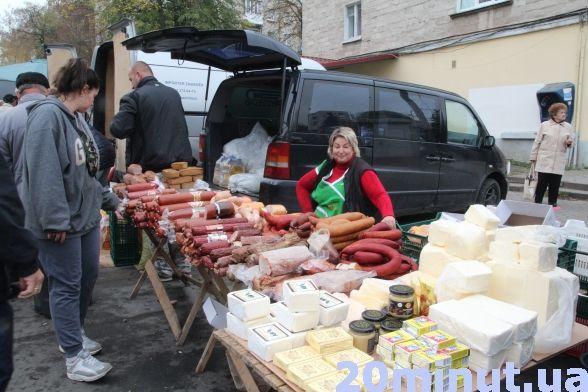 Що думають тернополяни про сільськогосподарські ярмарки у місті? (фото), фото-4