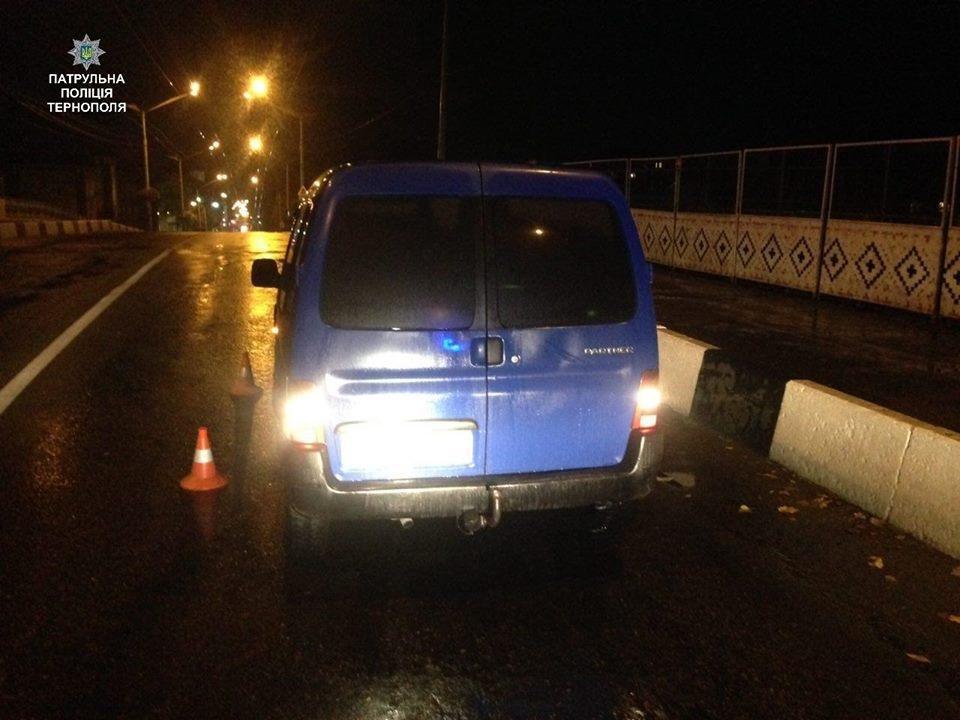 У Тернополі поліцейські склали 3 протоколи на неповнолітнього водія (ФОТО), фото-1