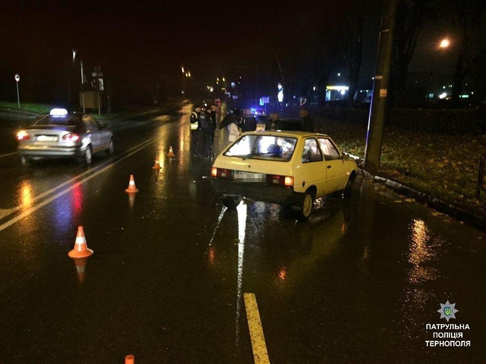 У Тернополі на Злуки водій збив 36-річного пішохода (ФОТО), фото-1