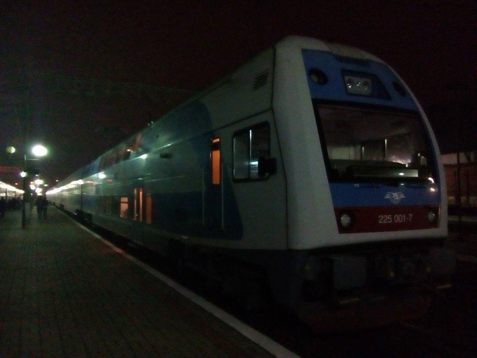 """У Тернопіль приїхав двоповерховий поїзд """"Шкода"""" (фото), фото-3"""