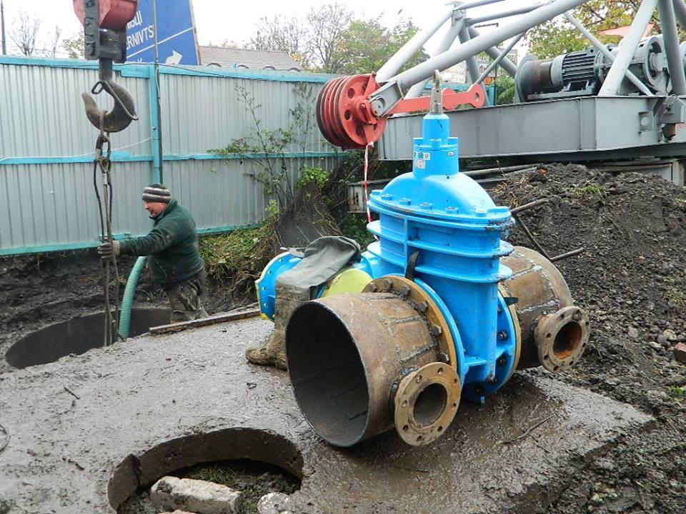 Що відбувається у Тернополі, коли водоканал промиває мережі? (фото), фото-4