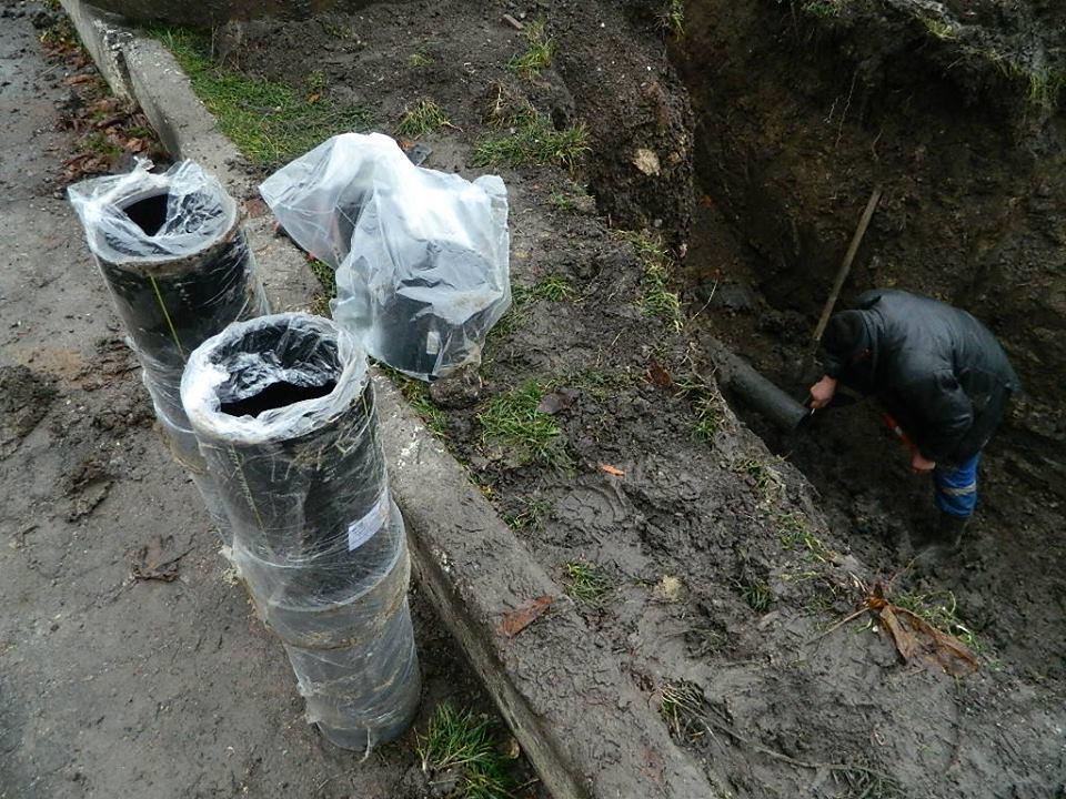Що відбувається у Тернополі, коли водоканал промиває мережі? (фото), фото-2