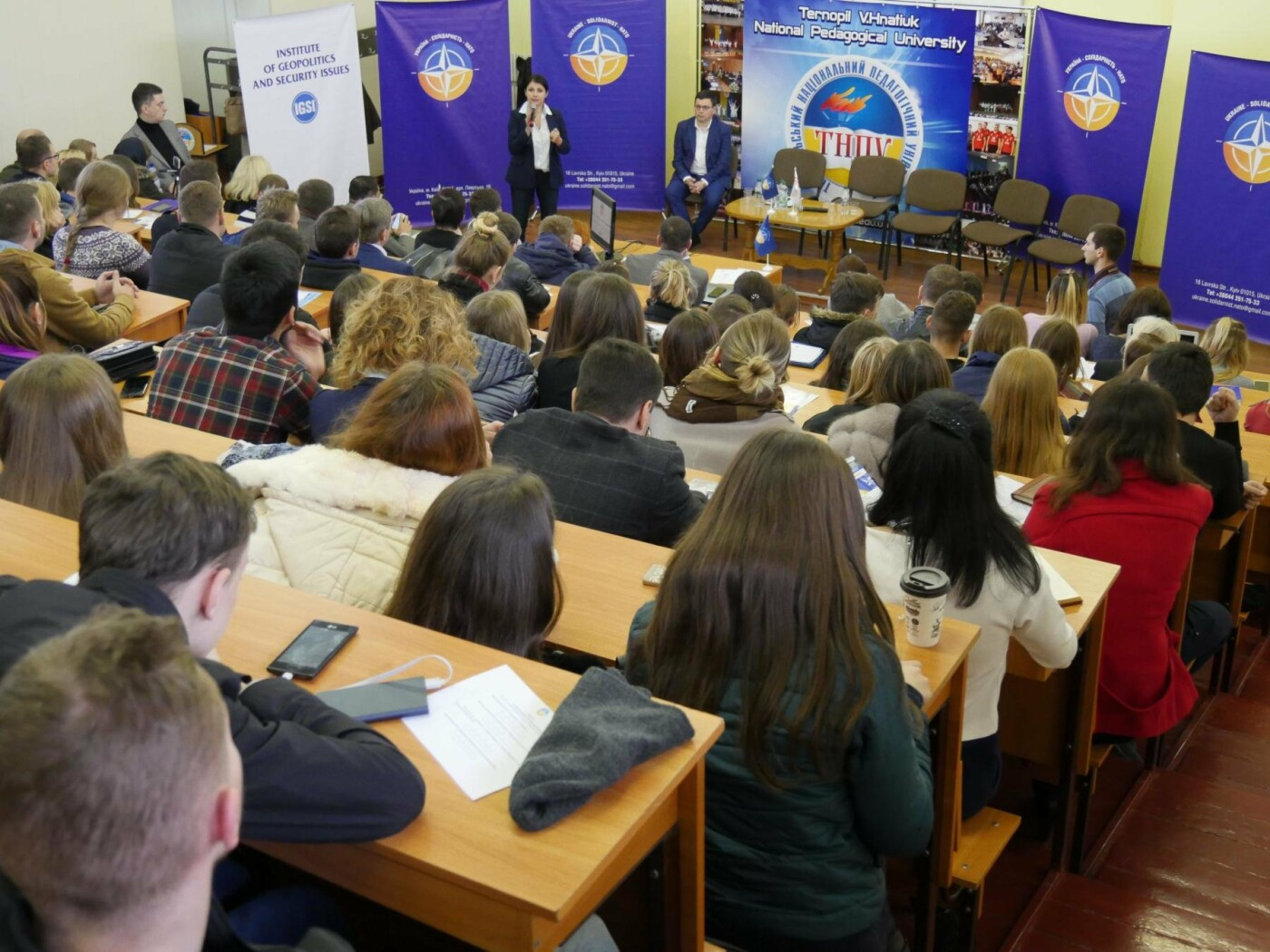 У Тернополі відбувся семінар «Україна-НАТО: формула безпеки», фото-3