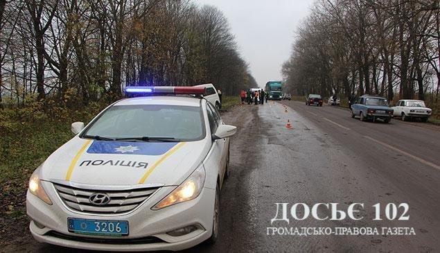 Під колесами авто на Тернопільщині загинув хмельниччанин, фото-2