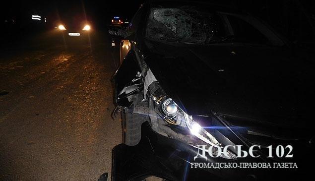 На Тернопільщині смертельна ДТП: загинув 25-річний хлопець (ФОТО), фото-1