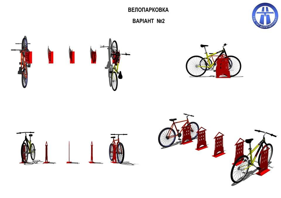 """""""Якийсь триндець"""": тернополяни висміяли проекти велопарковок у місті (фото), фото-2"""