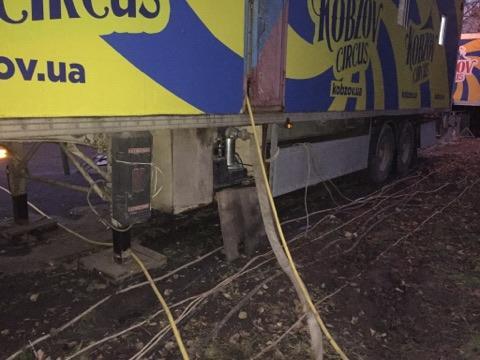 Нечистоти циркачі зливають просто у Тернопільський став (фото), фото-2