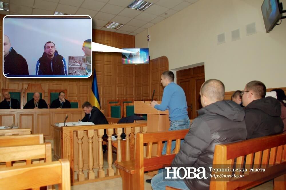 """""""У них «обнулена» мораль"""": в Тернополі судять банду, яка зі зброєю полювала на знайомих валютчиків, фото-1"""