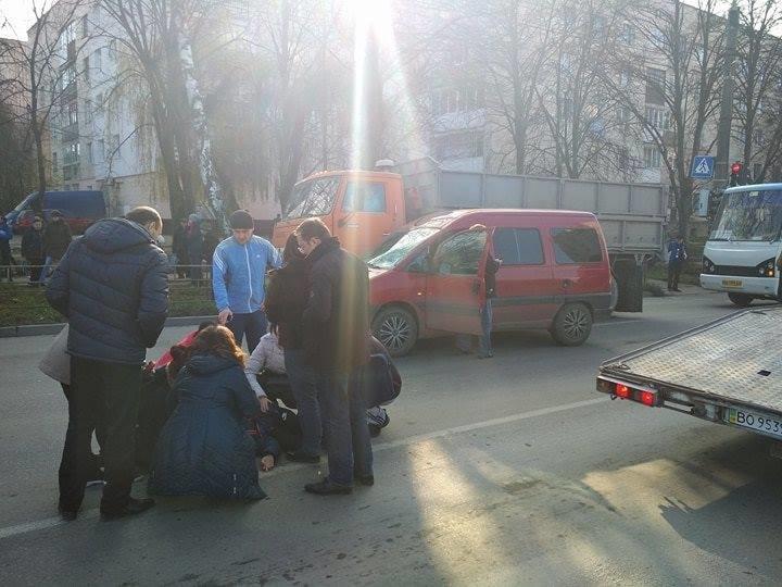 На Тарнавського іномарка збила 10-річного школяра (фото) , фото-3