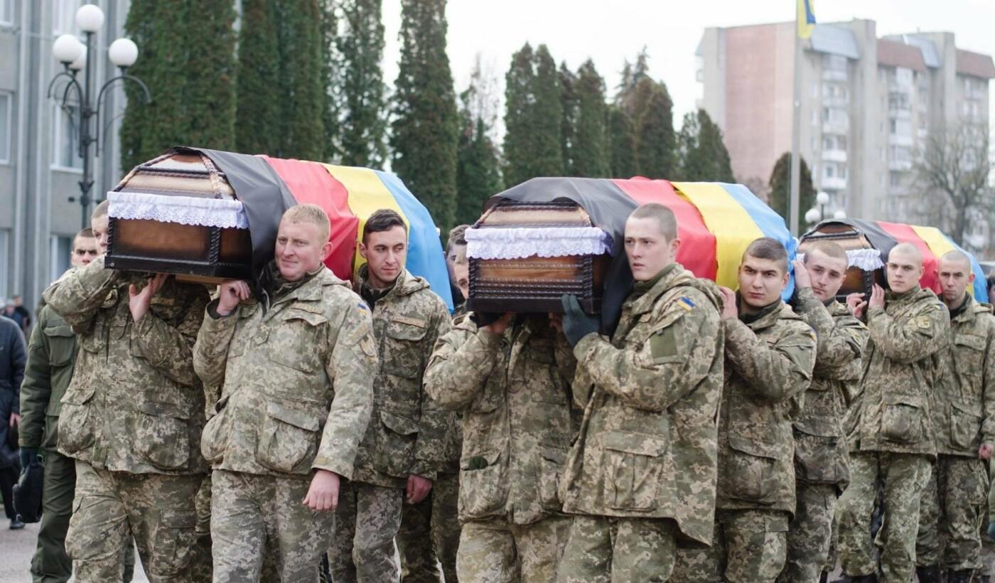 На Тернопільщині перепоховали жертв «Ягільницької трагедії» (фоторепортаж) , фото-8