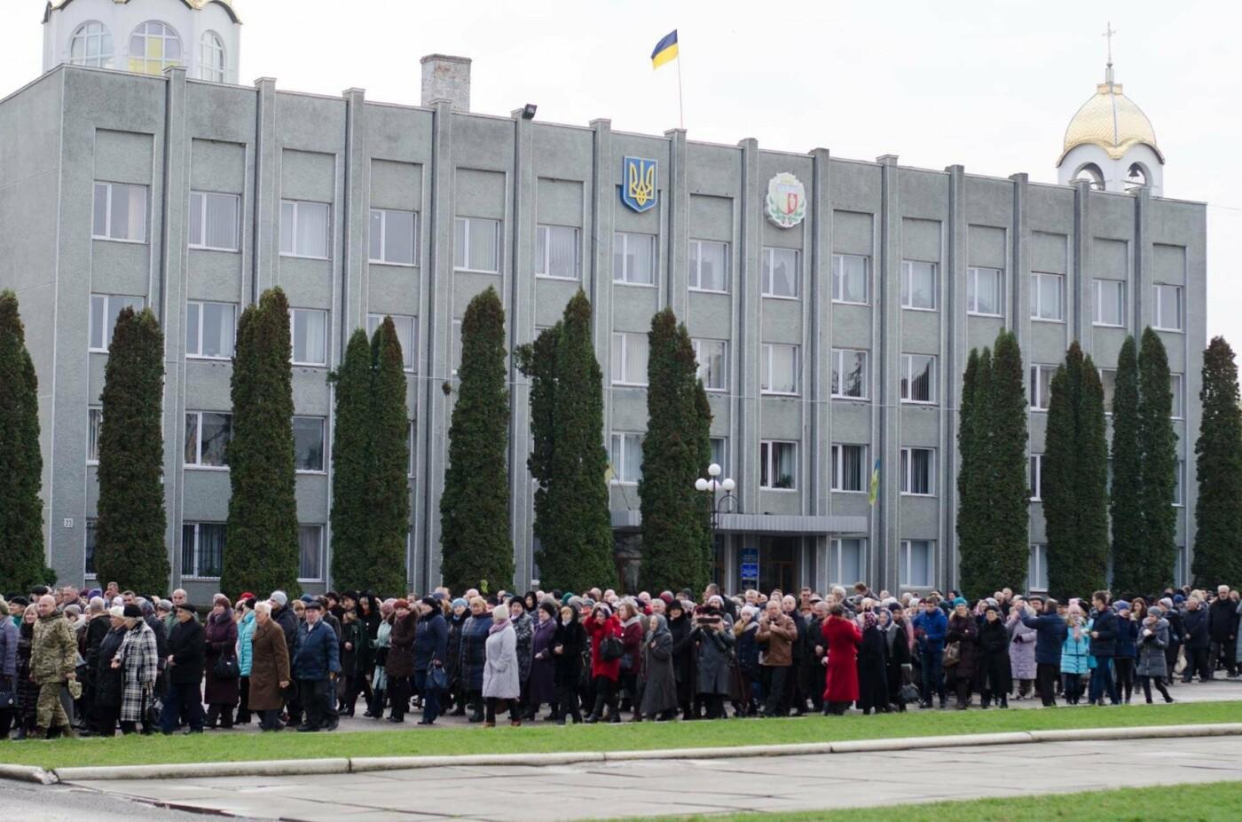 На Тернопільщині перепоховали жертв «Ягільницької трагедії» (фоторепортаж) , фото-10