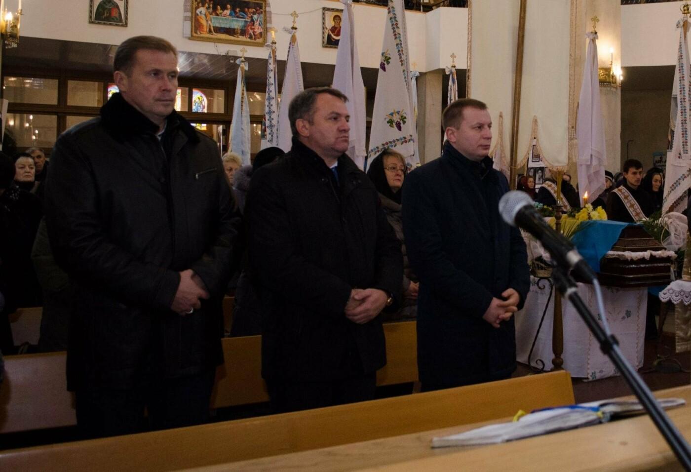 На Тернопільщині перепоховали жертв «Ягільницької трагедії» (фоторепортаж) , фото-11