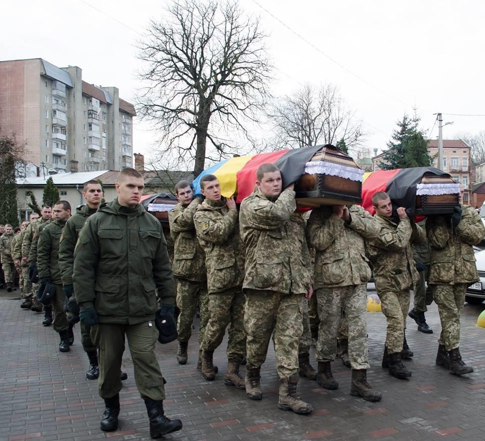 На Тернопільщині перепоховали жертв «Ягільницької трагедії» (фоторепортаж) , фото-3