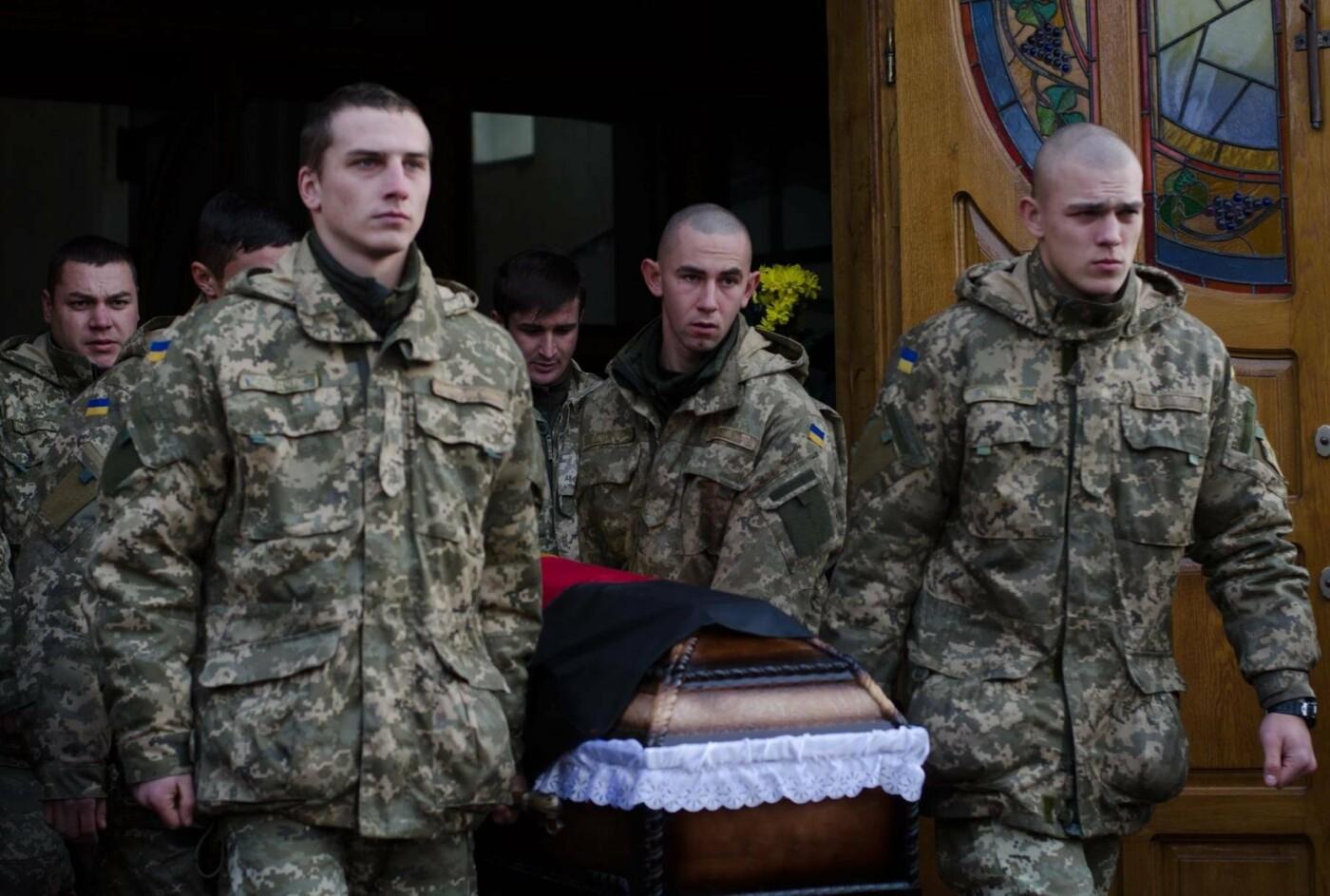 На Тернопільщині перепоховали жертв «Ягільницької трагедії» (фоторепортаж) , фото-5