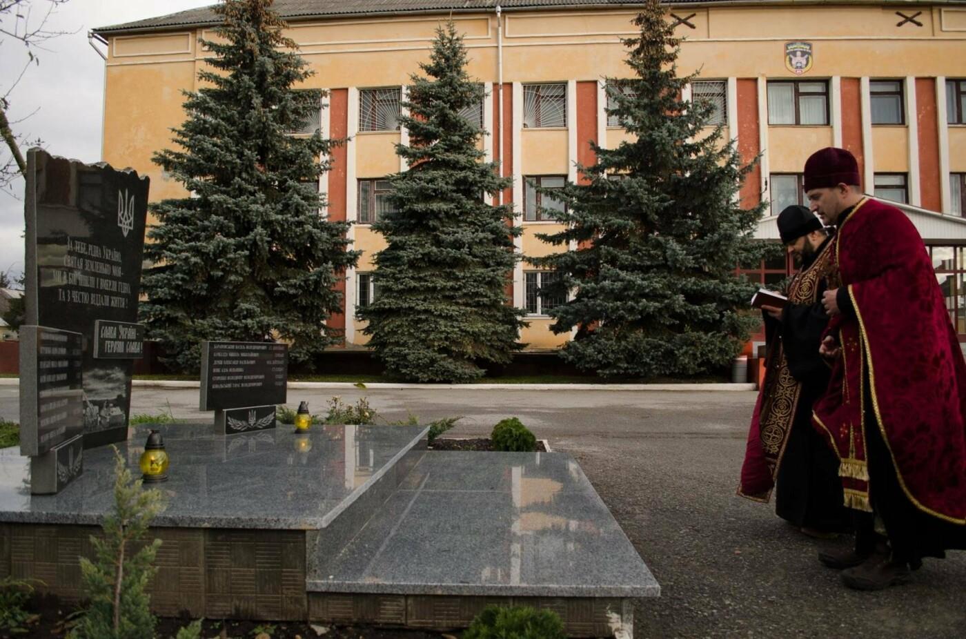 Степан Барна посмертно нагородив бійця, який проявив героїзм в зоні АТО (Фото), фото-4