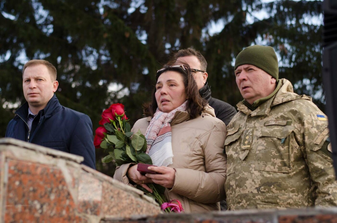 Степан Барна посмертно нагородив бійця, який проявив героїзм в зоні АТО (Фото), фото-3