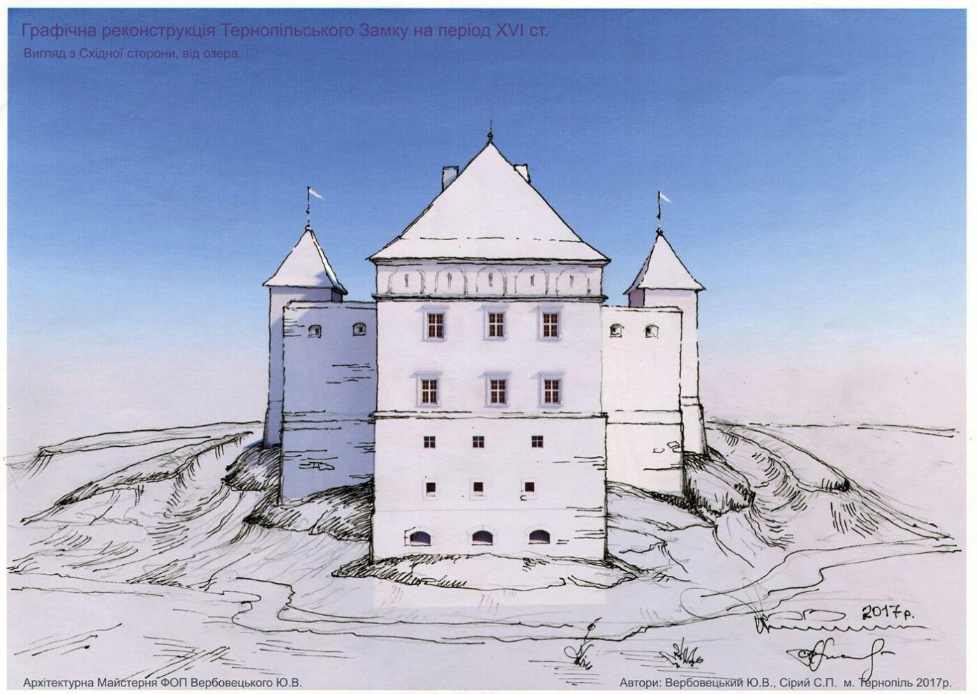 Який вигляд міг мати тернопільський замок 500 років тому (фото), фото-2