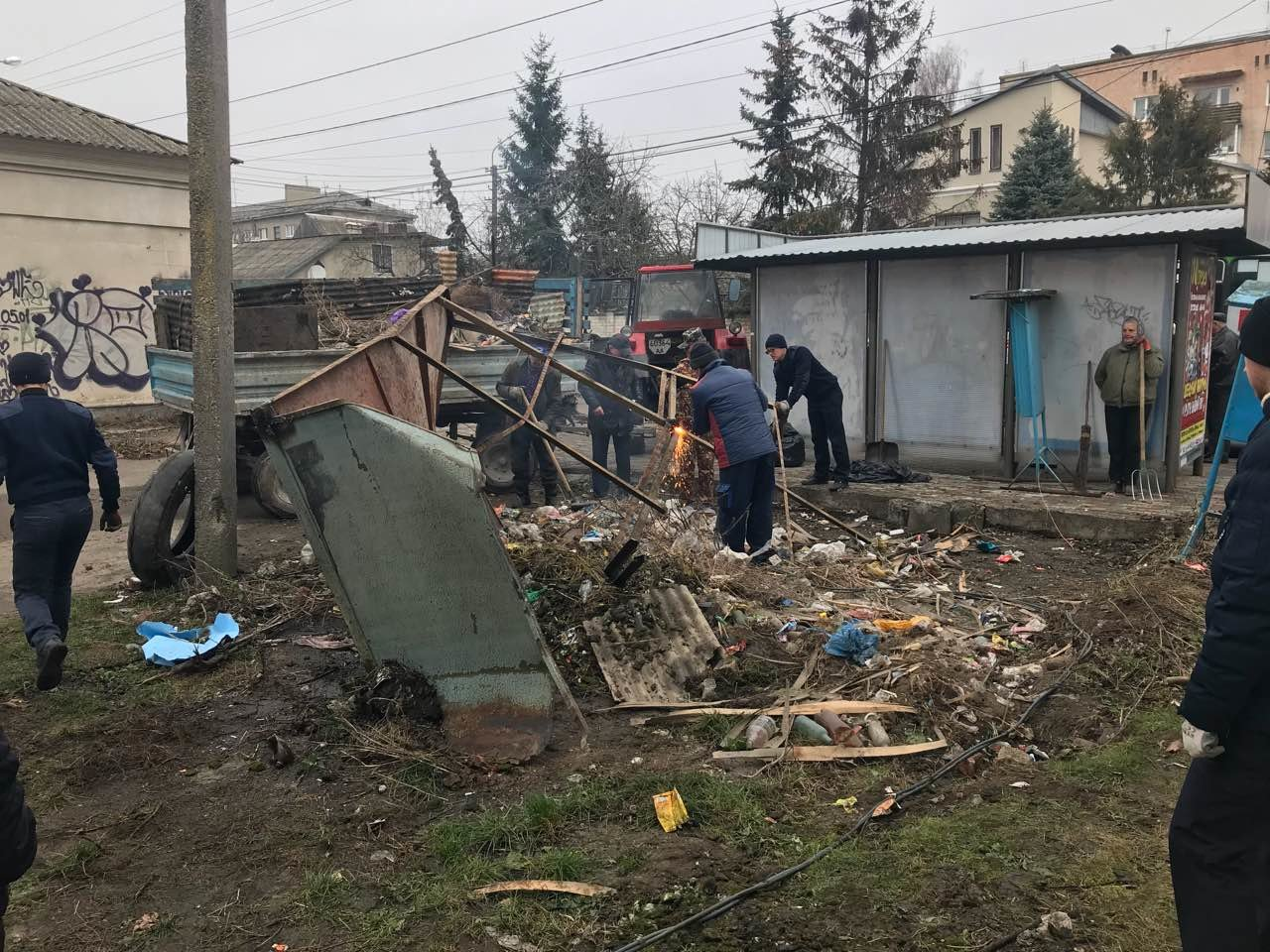 У Тернополі демонтували ще один незаконний МАФ (ФОТО), фото-3