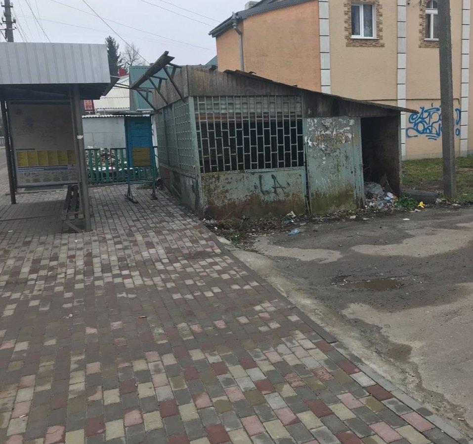 У Тернополі демонтували ще один незаконний МАФ (ФОТО), фото-2