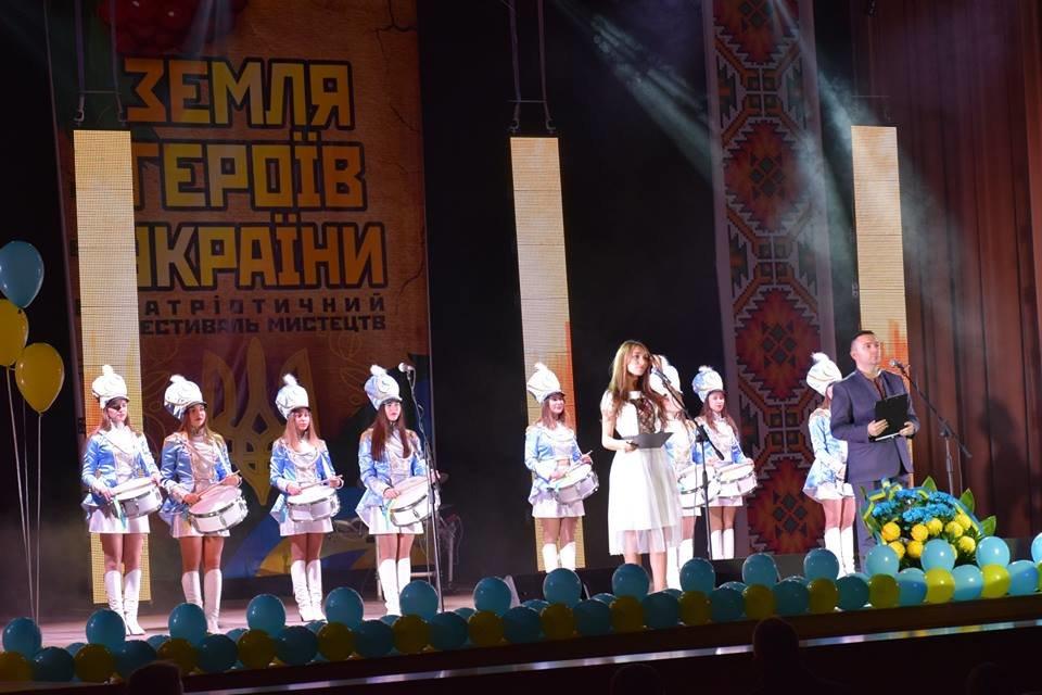 У Тернополі відбувся перший телевізійний патріотичний фестиваль «Земля героїв України» (фото), фото-2