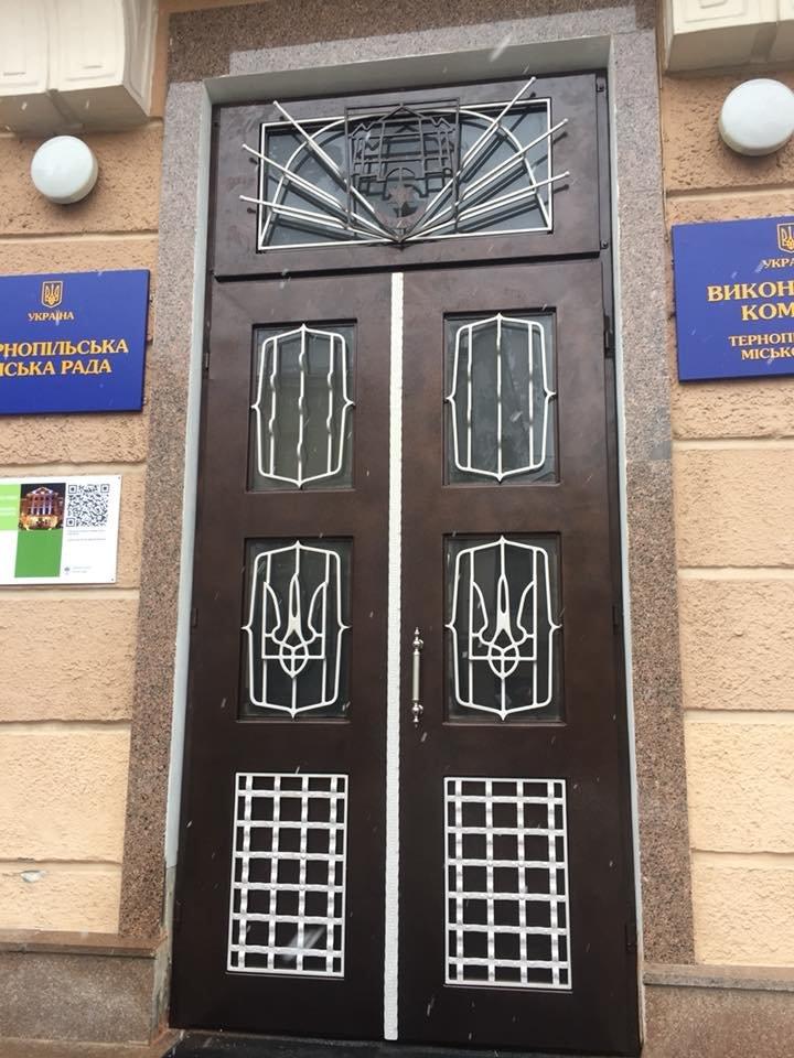 Чиновники міськради Тернополя звикатимуть до ґрат (фото), фото-2