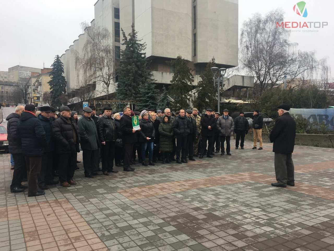 «Легені» Тернопільщини можуть знищити (відео, фото), фото-1