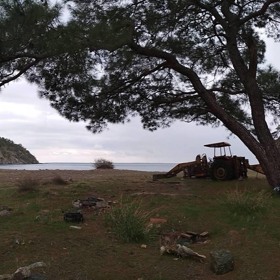 Тернополянин показав, як виглядають пляжі Анталії без туристів (ФОТО), фото-5
