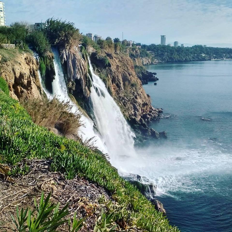Тернополянин показав, як виглядають пляжі Анталії без туристів (ФОТО), фото-7