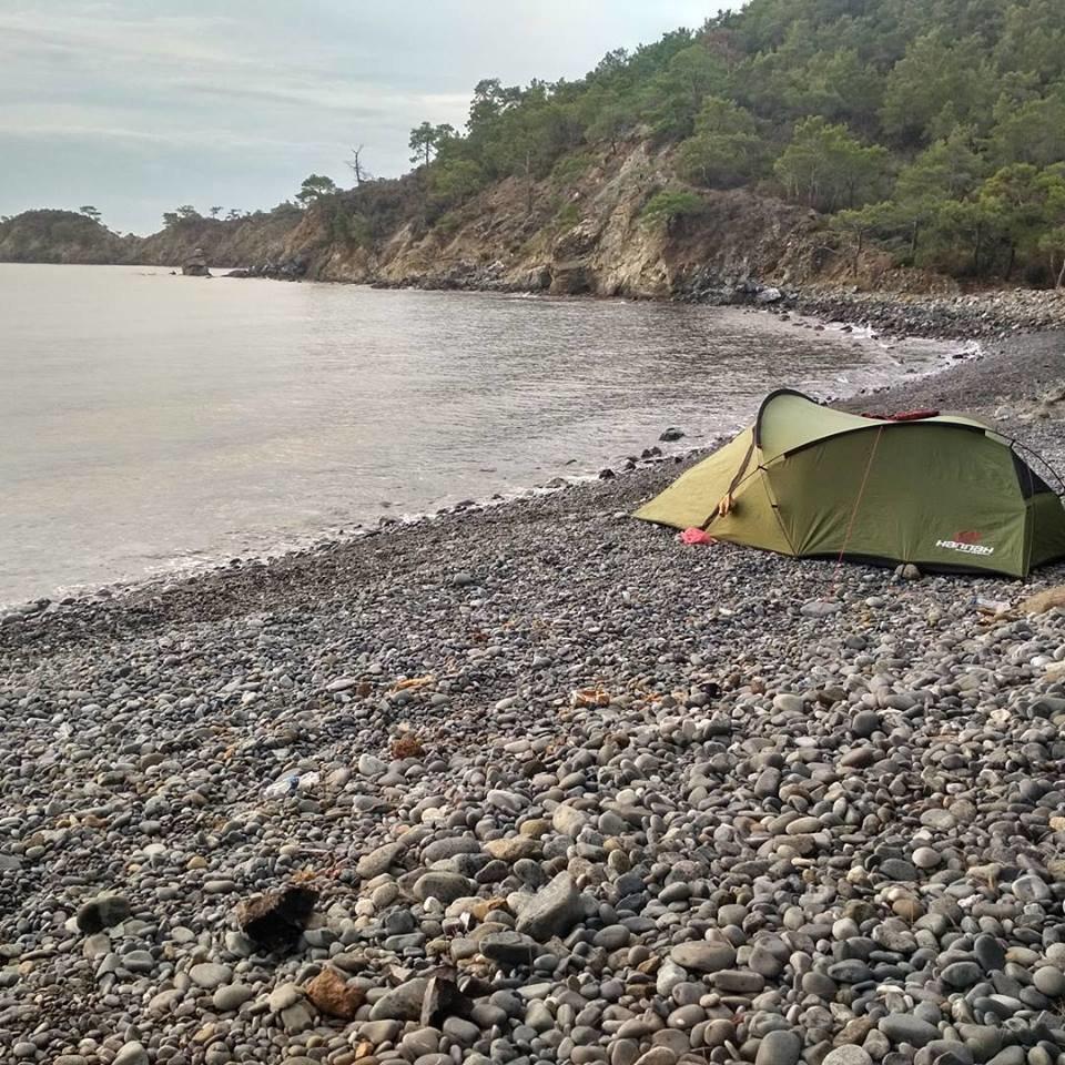Тернополянин показав, як виглядають пляжі Анталії без туристів (ФОТО), фото-9