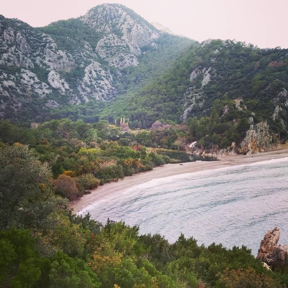 Тернополянин показав, як виглядають пляжі Анталії без туристів (ФОТО), фото-8
