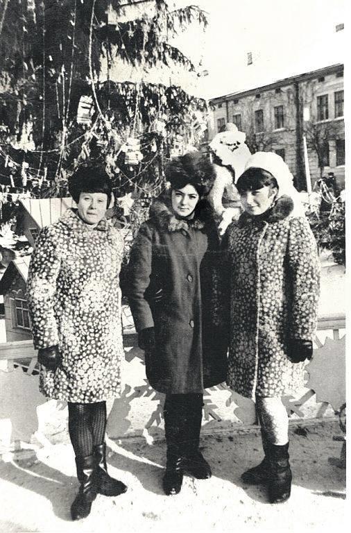 """Без """"хлівів"""", всюдисущого алкоголю та з живою ялинкою: як колись у Тернополі виглядав новорічний центральний майдан (Фото) , фото-8"""