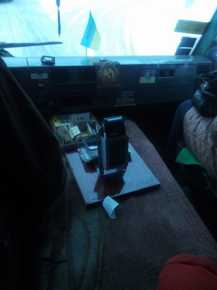 Тернопільські водії маршруток уже почали використовувати валідатори (фото), фото-2