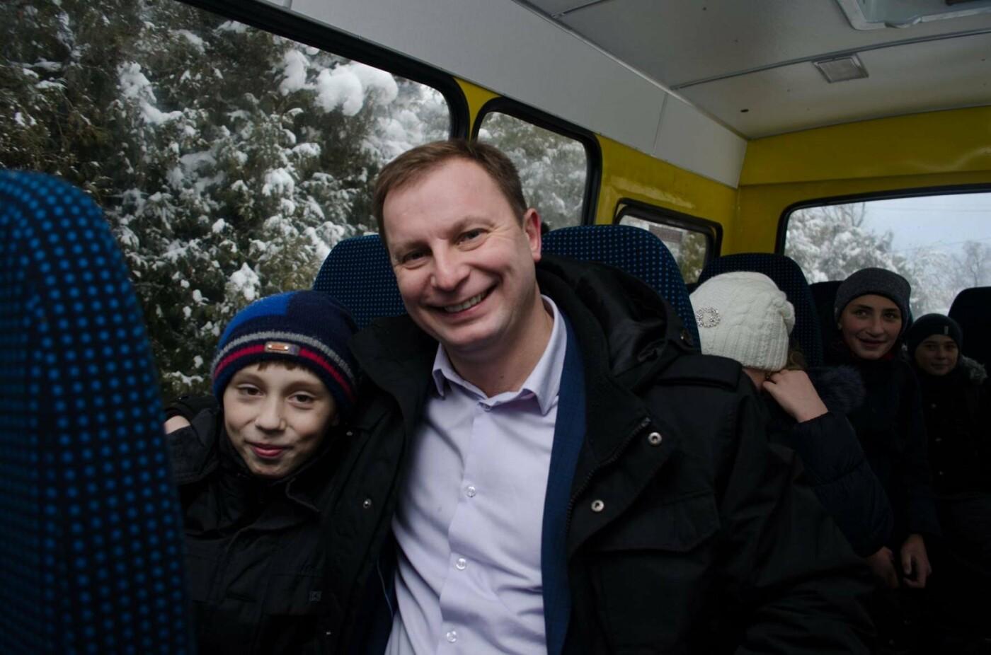 Потуторська опорна школа отримала шкільний автобус (фото), фото-3
