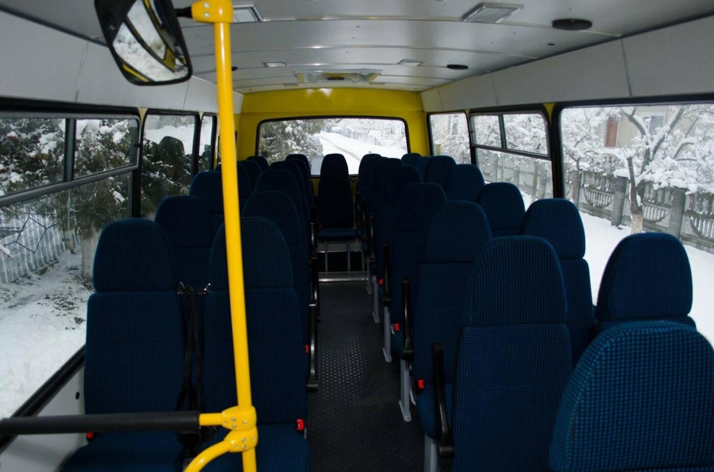 Потуторська опорна школа отримала шкільний автобус (фото), фото-4