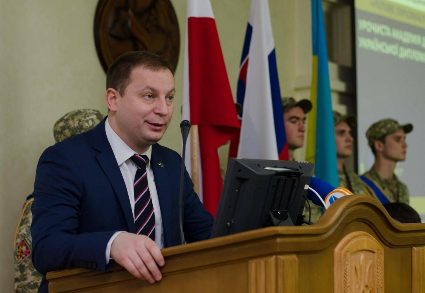 Степан Барна взяв участь у дипломатичному форумі з нагоди 100-річчя української дипломатії (фото), фото-2