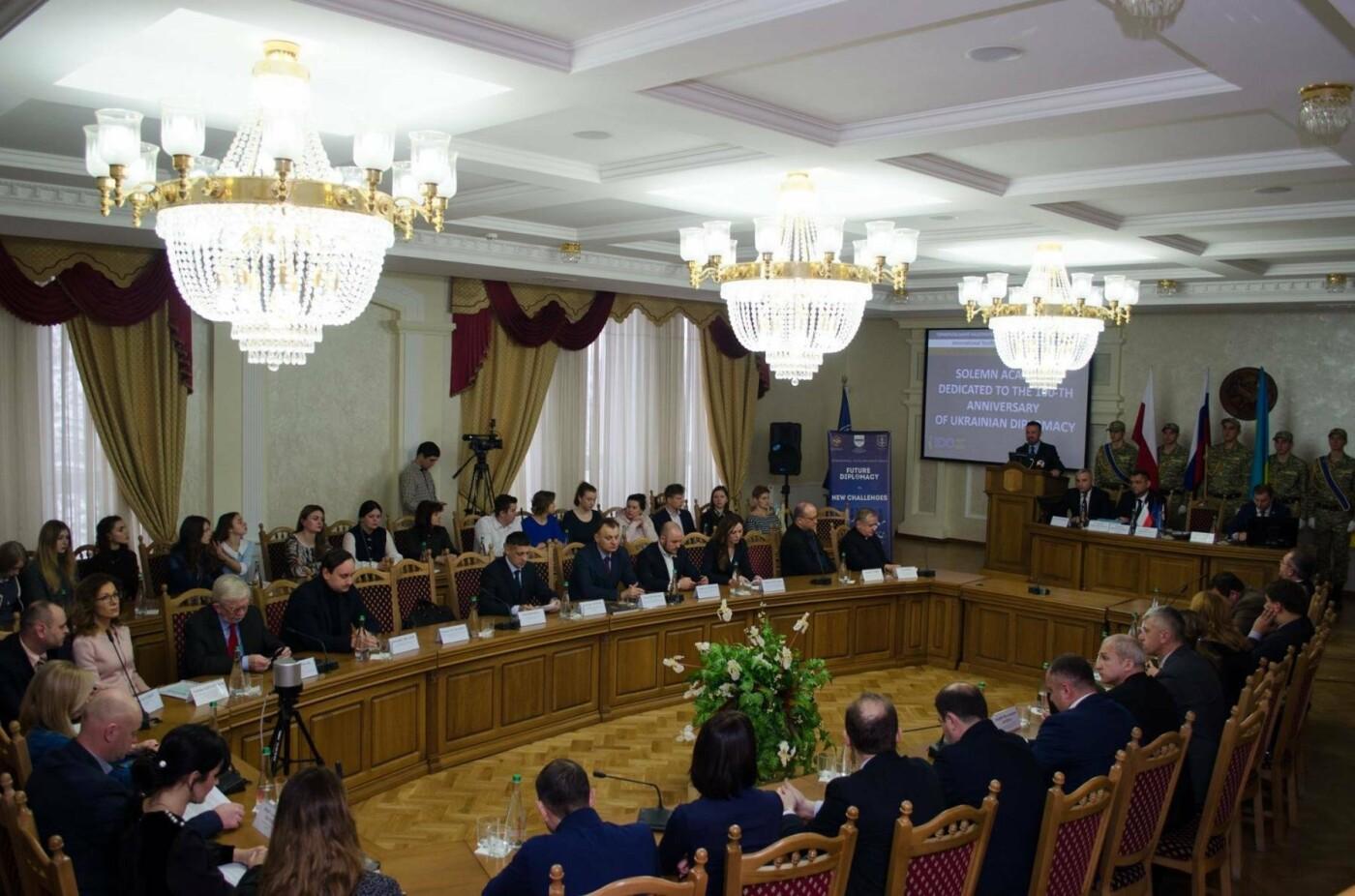 Степан Барна взяв участь у дипломатичному форумі з нагоди 100-річчя української дипломатії (фото), фото-3