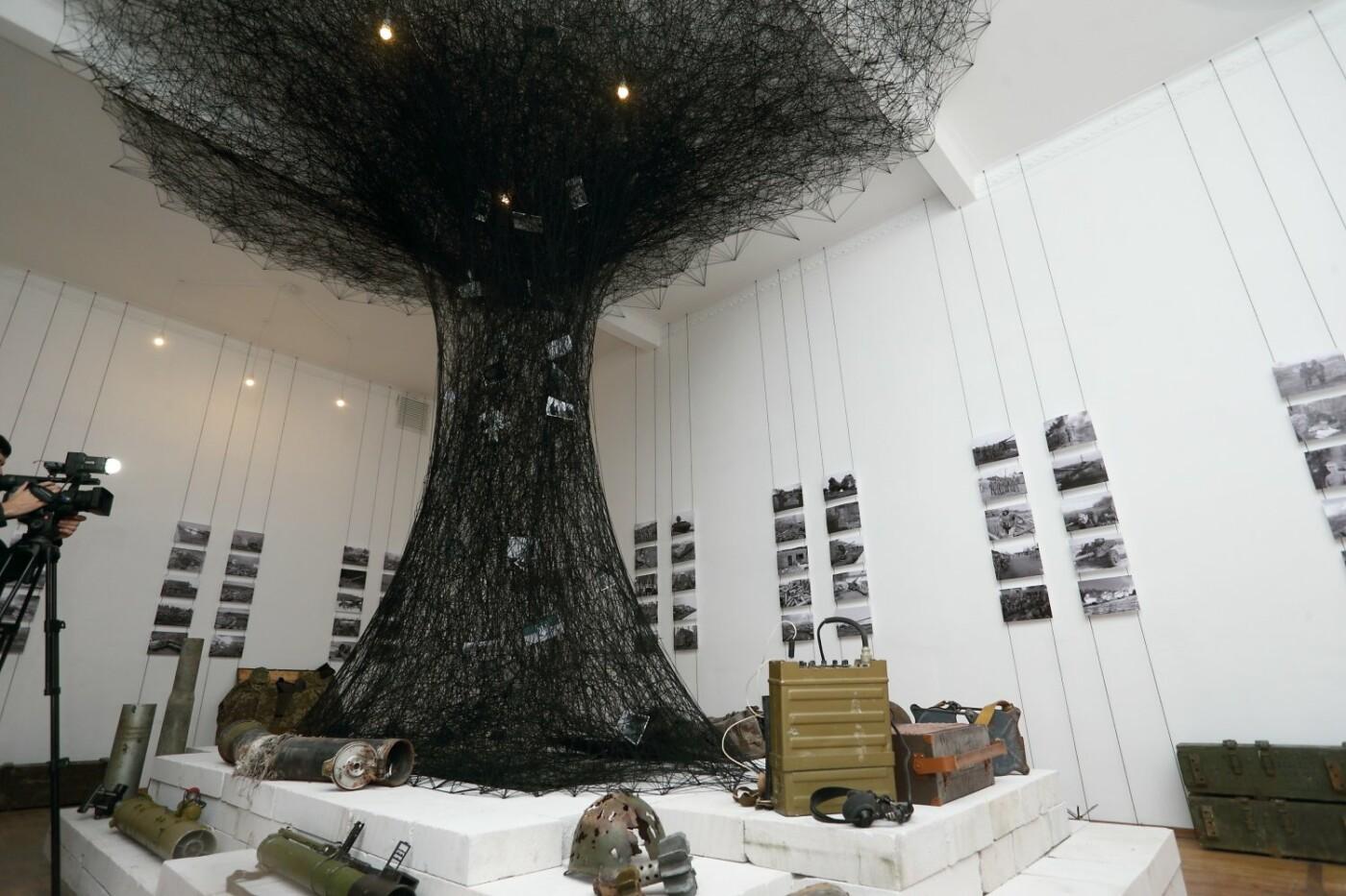 У тернопільській військовій частині відкрили першу в країні  арт-студію , фото-1